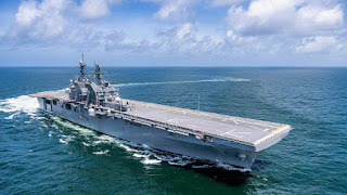Kapal Serbu Amfibi USS Tripoli