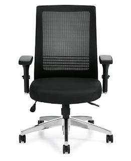 otg mesh chair