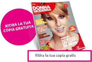 Logo Opinion Model: gratis per te il settimanale Donna Moderna
