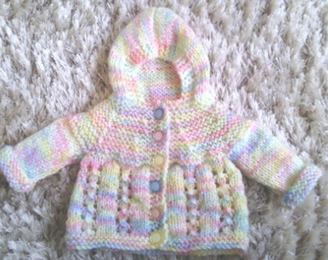 Mariannas Lazy Daisy Days Adding A Hood To My Baby Patterns