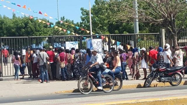 10 capturados en La Guajira