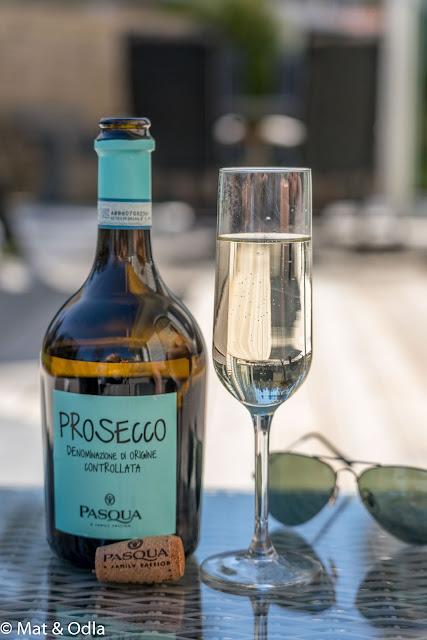 Tips på supergod Prosecco till de kommande sommarkvällarna -Pasqua Prosecco Frizzante