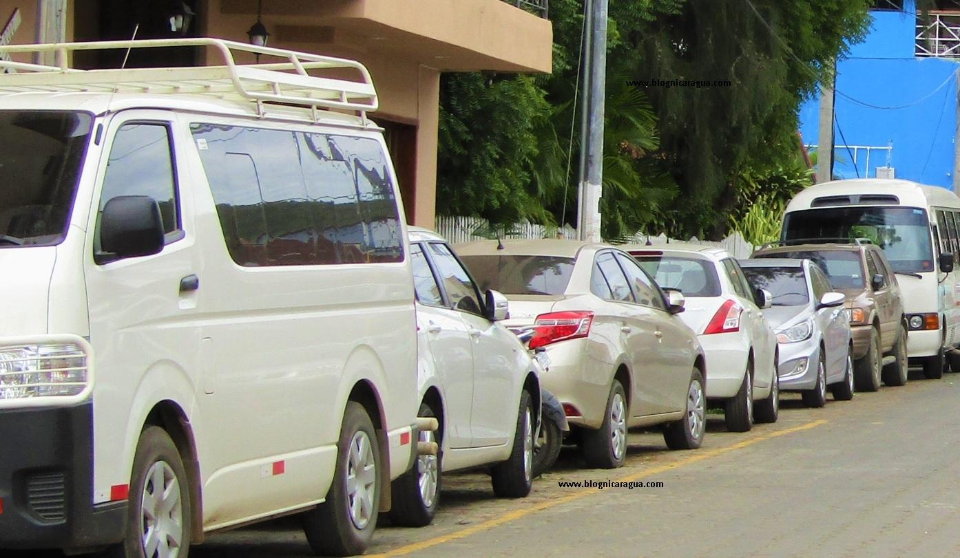 vehiculos renta car en managua