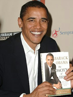President Barack Obama memoirs and books
