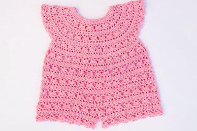 3 - Crochet Imagenes Mono verano a crochet y ganchillo por Majovel Crochet