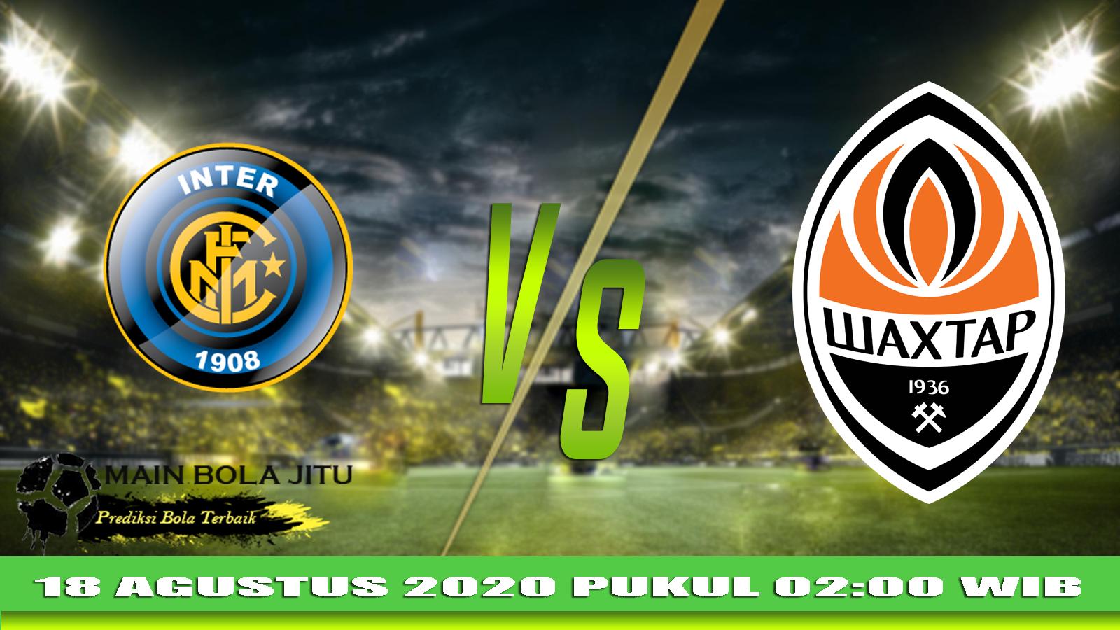 Prediksi Bola Inter Milan Vs Shakhtar Donetsk