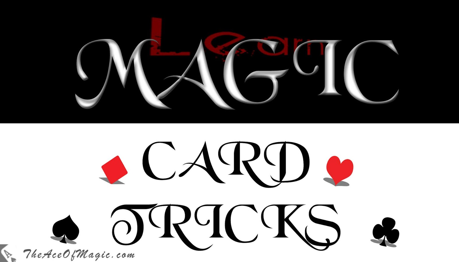 Learn Magic Card Tricks Techniques