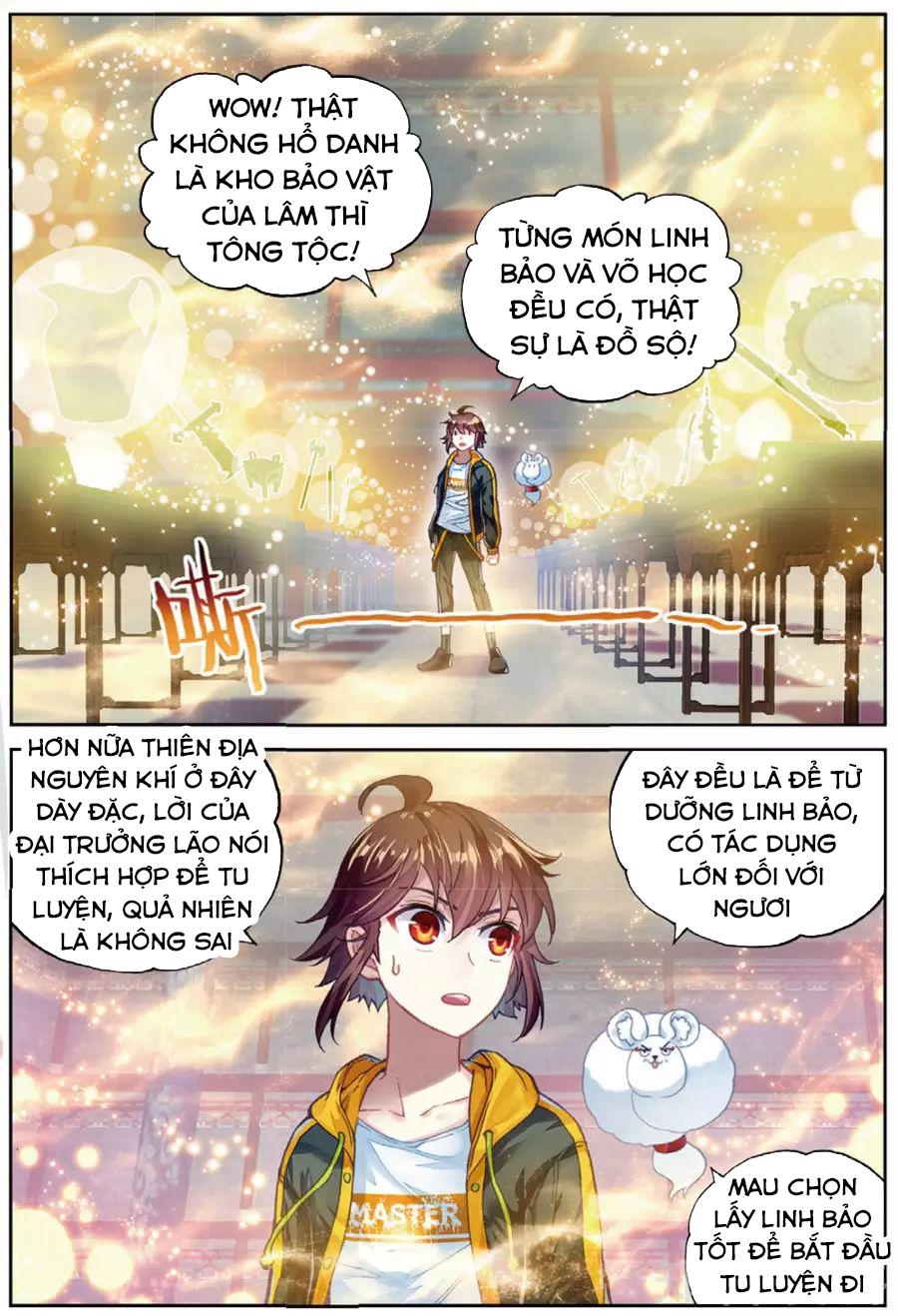 Võ Động Càn Khôn Chapter 87 video - Hamtruyen.vn