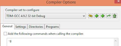 dev-c++ yang selalu menutup