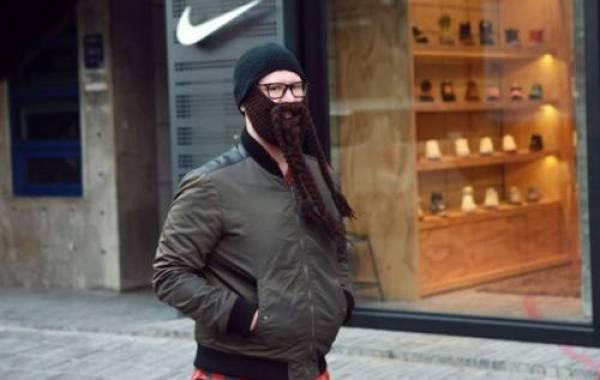 a maior barba do mundo
