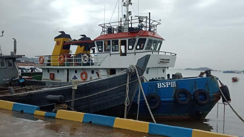 Bakamla RI Tangkap Dua Kapal yang Terlibat Perdagangan BBM Ilegal
