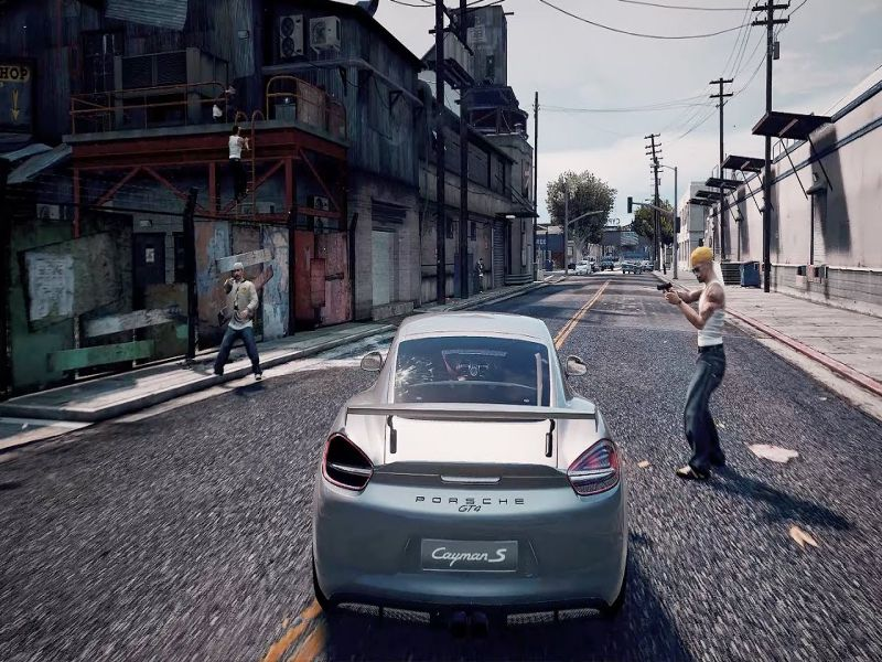 GTA 5 Redux Highly Compressed Free Download