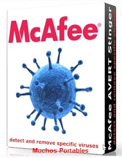 McAfee Stinger Portable