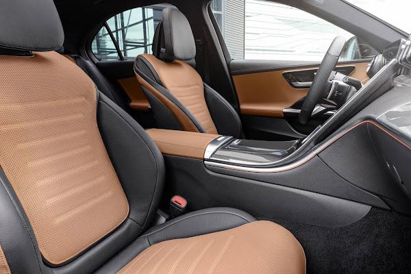 Novo Mercedes-Benz Classe C 2022: fotos e especificações oficiais