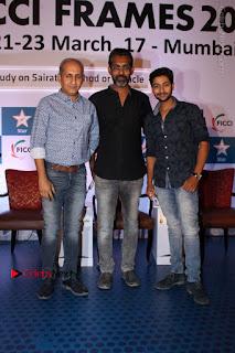 Ekta Kapoor Anurag Kashyap & Ramesh SippyAt at FICCI FRAMES 2017  0151.JPG