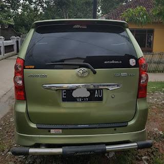 Mobil Avanza Bekas Indramayu