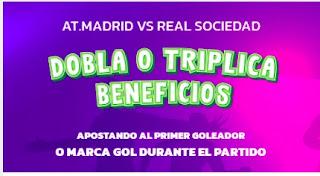 Mondobets promo liga Atletico vs Real Sociedad 12-5-2021