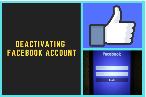 Deactivating Facebook Account