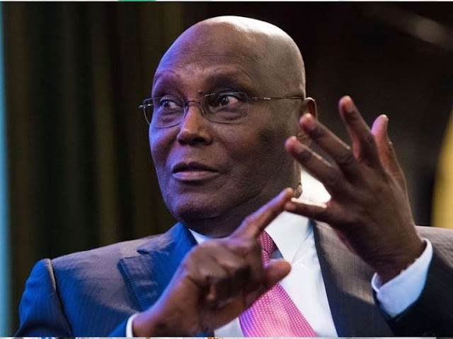 Atiku Gets More Boost As Opposition Parties Declare Him Nigeria's Only Option