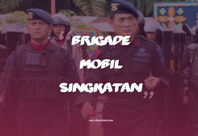 Brigade Mobil Singkatan
