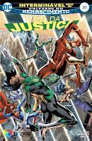 DC Renascimento: Liga da Justiça #20