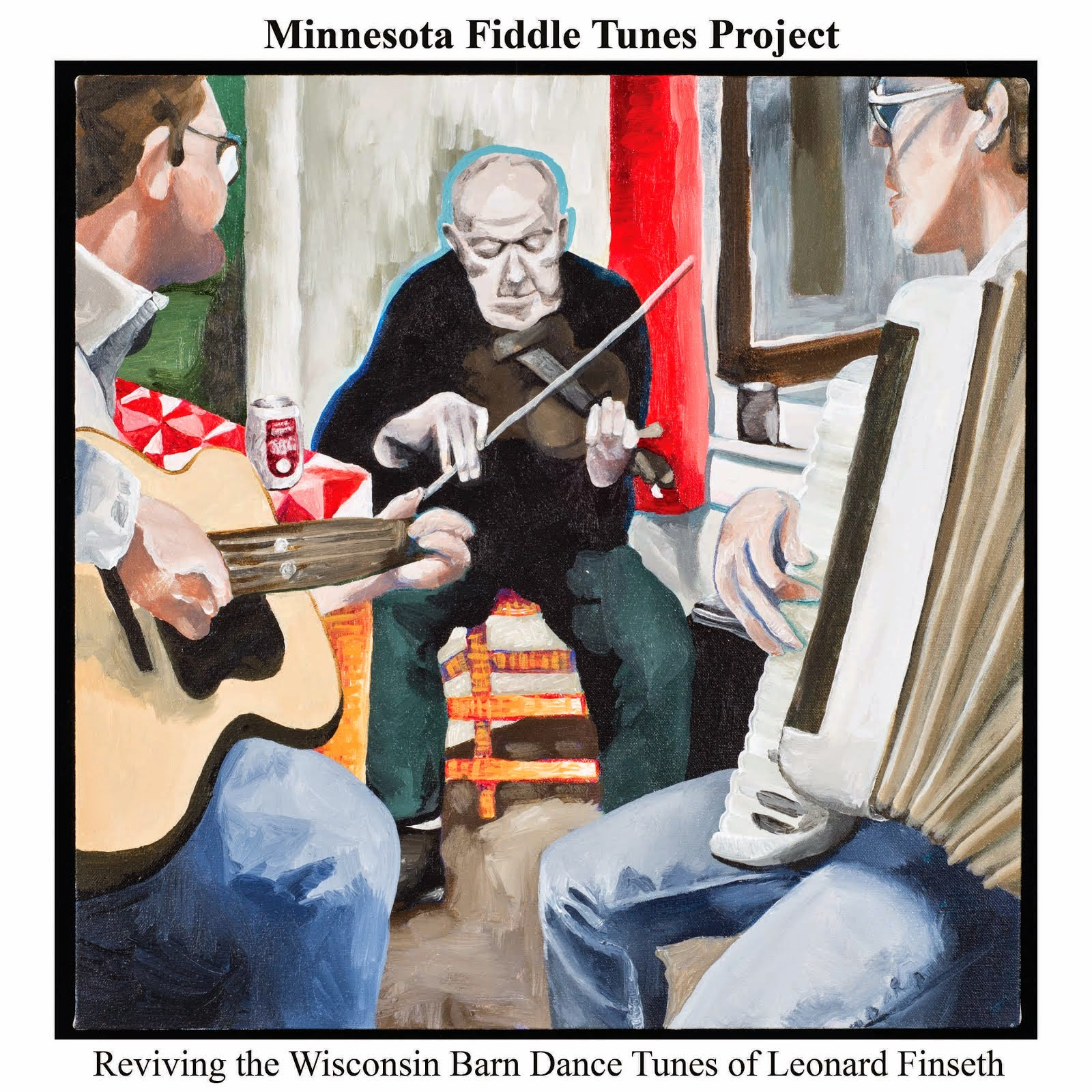 Leonard Finseth Tribute CD