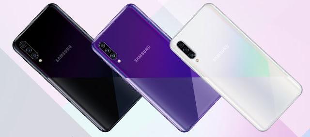 Samsung Galaxy A50s specifications, Samsung Galaxy A30s specifications