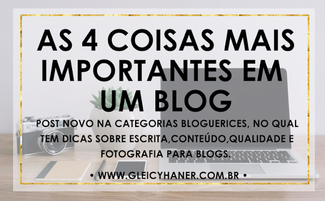 Dicas de escrita,conteúdo,qualidade e fotografia para blogs