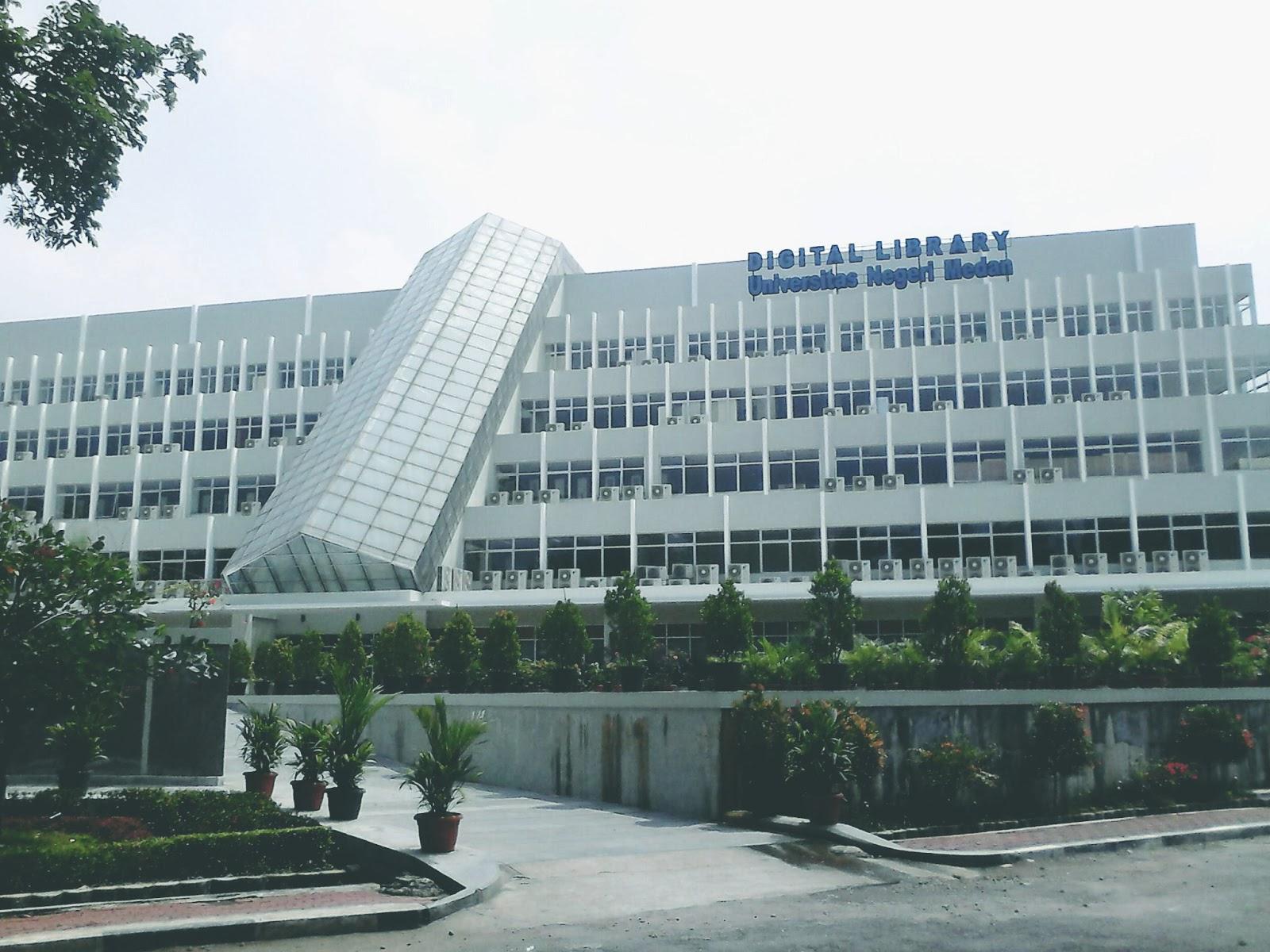 Modernitas Digital Library Universitas Negeri Medan
