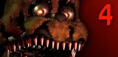 تحميل لعبة Five Nights at Freddy's 4 للاندرويد اخر اصدار