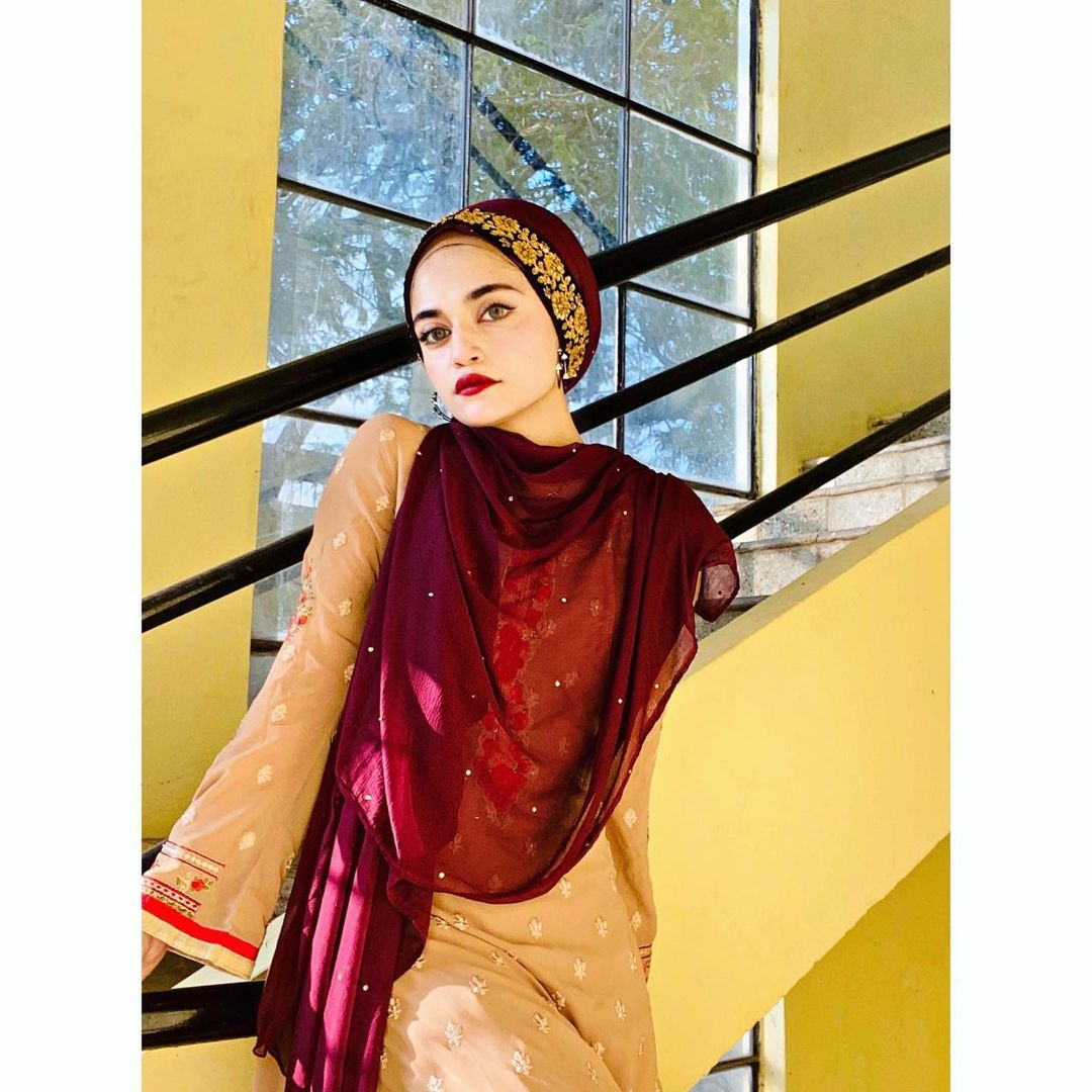 Hijab Girl DP 2021