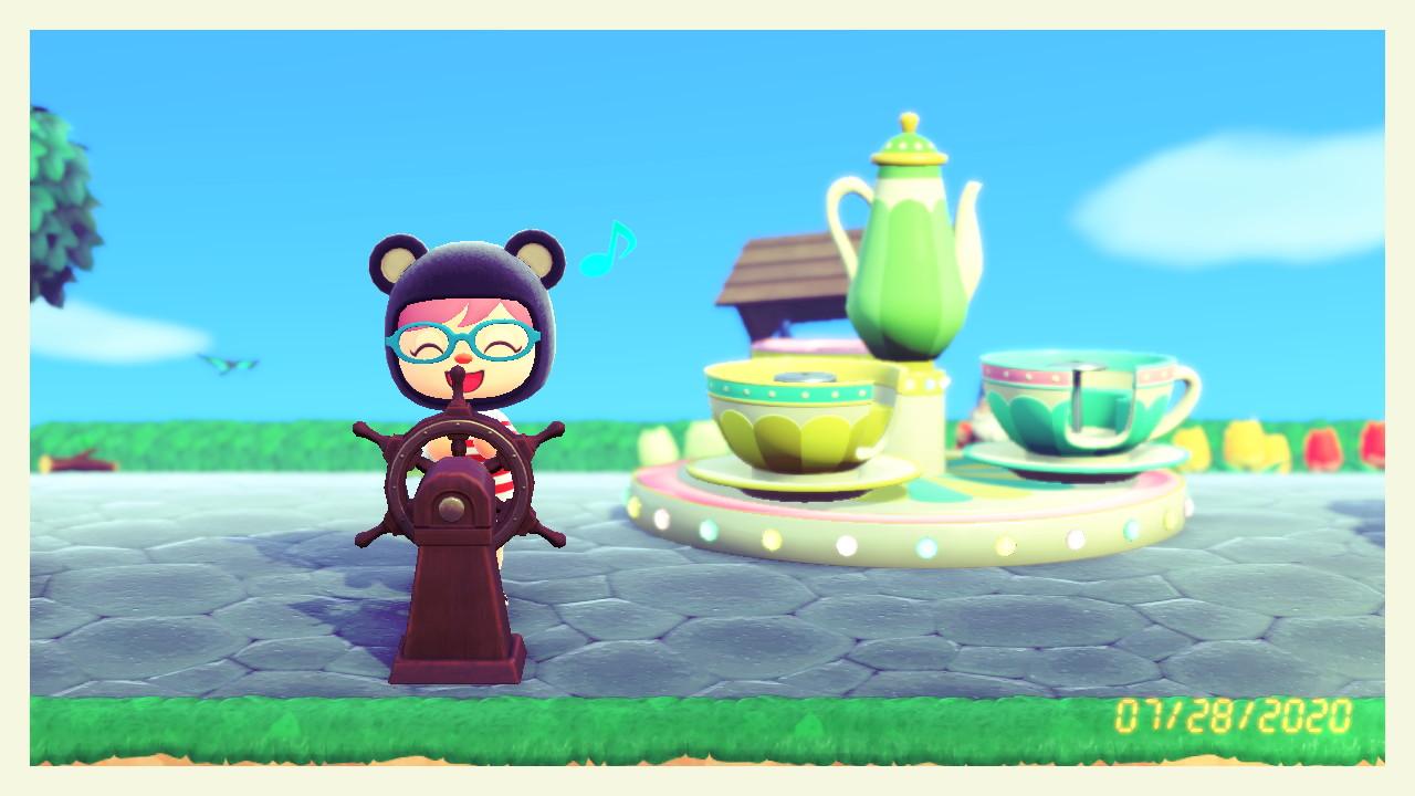 Animal Crossing: New Horizons - July 28, 2020 ...