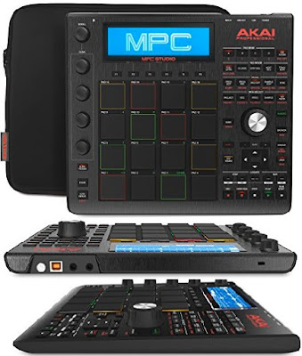 Akai MPC Studio: Digital Music Production MIDI Controller