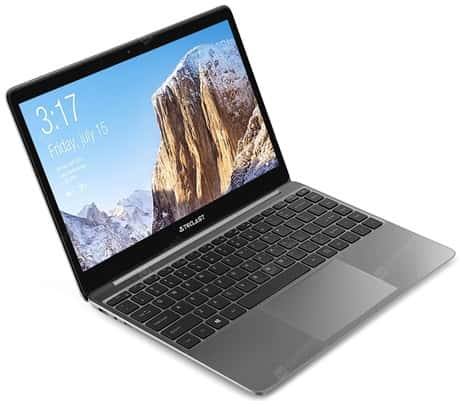 Teclast F7 Plus: ultrabook de 14'' con disco duro SSD y Windows 10 Home