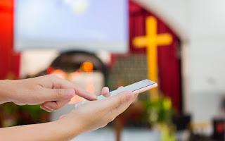 WiFi в церкви: где заработает проект Godspot?