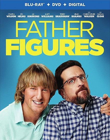 Father Figures (¿Quién @#*%$ es papá?) (2017) 720p y 1080p BDRip mkv Dual Audio AC3 5.1 ch