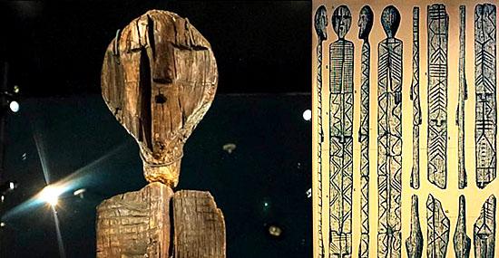 A estátua mais antiga e misteriosa do mundo ficou ainda mais enigmática