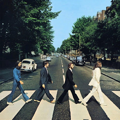 Beatles - coperta album Abbey Road