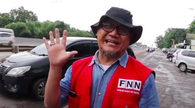Berita Investigasi Dikaitkan Eks Caleg PKS, Edy Mulyadi: Ini Framing, Jangan Kelewat Dengki