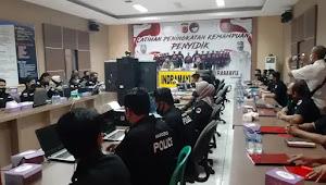Tingkatan Kemampuan Penyidik, Satuan Reserse Narkoba Polres Indramayu Diberi Pembekalan