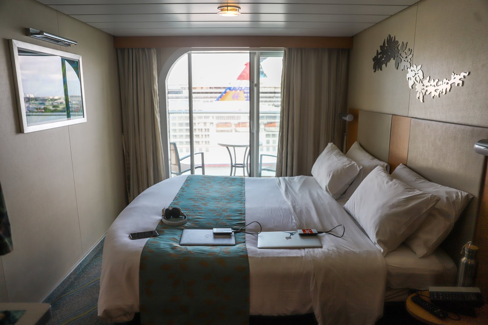 Balcony | Oasis of the Seas Couple's Review