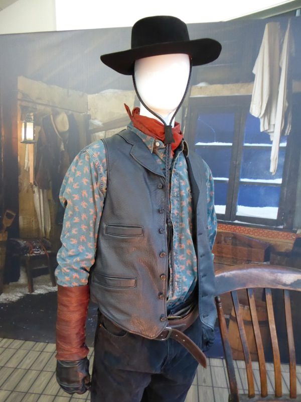 Hateful Eight Joe Gage costume