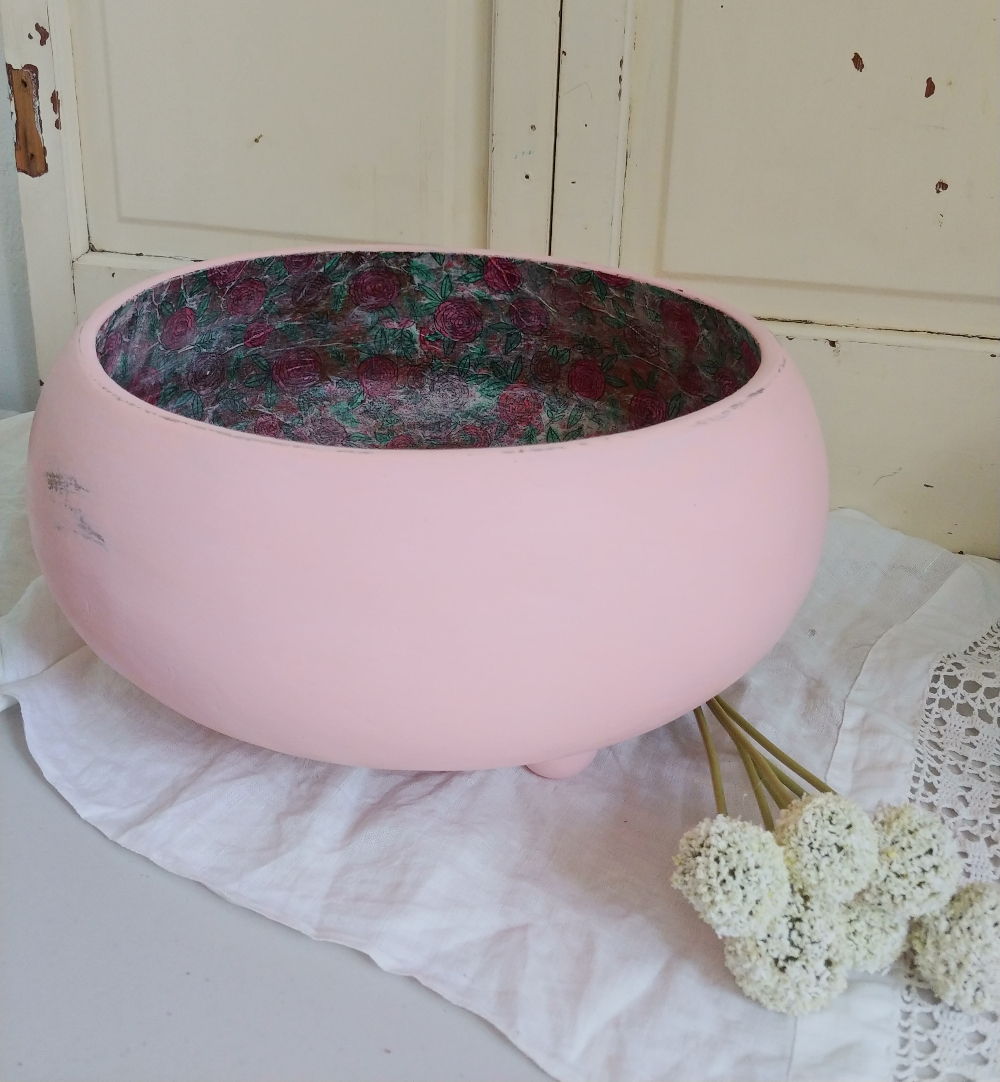 upcycled bowl
