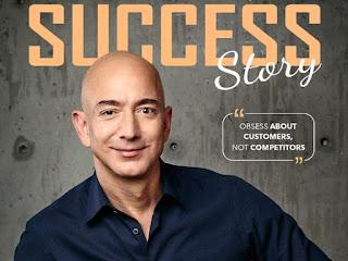 SUCCESS Story जेफ बेजोस 200 बिलियन डॉलर की नेटवर्थ वाले पहले शख्स
