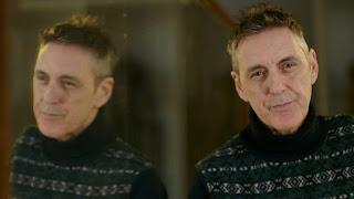 Disabled artist and film-maker Richard Butchins