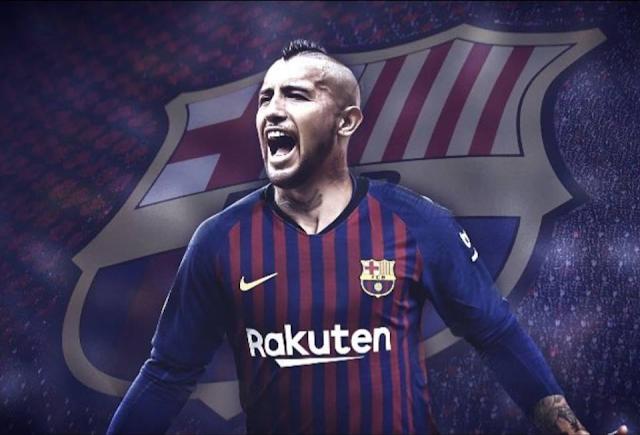 برشلونة يفتح الباب أمام فيدال