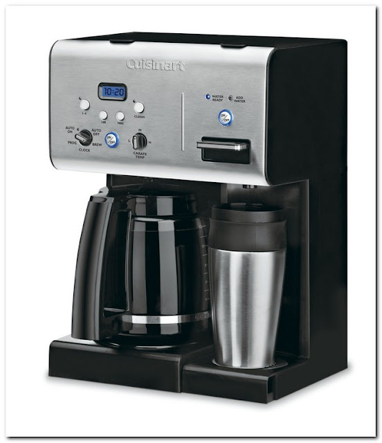 Cuisinart Coffee Maker CHW-12