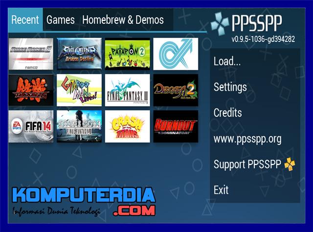 10 Game PSP untuk PPSSPP andoid yang lancar dan terbaik