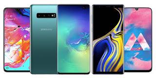 Harga HP Samsung Terbaru Februari 2020