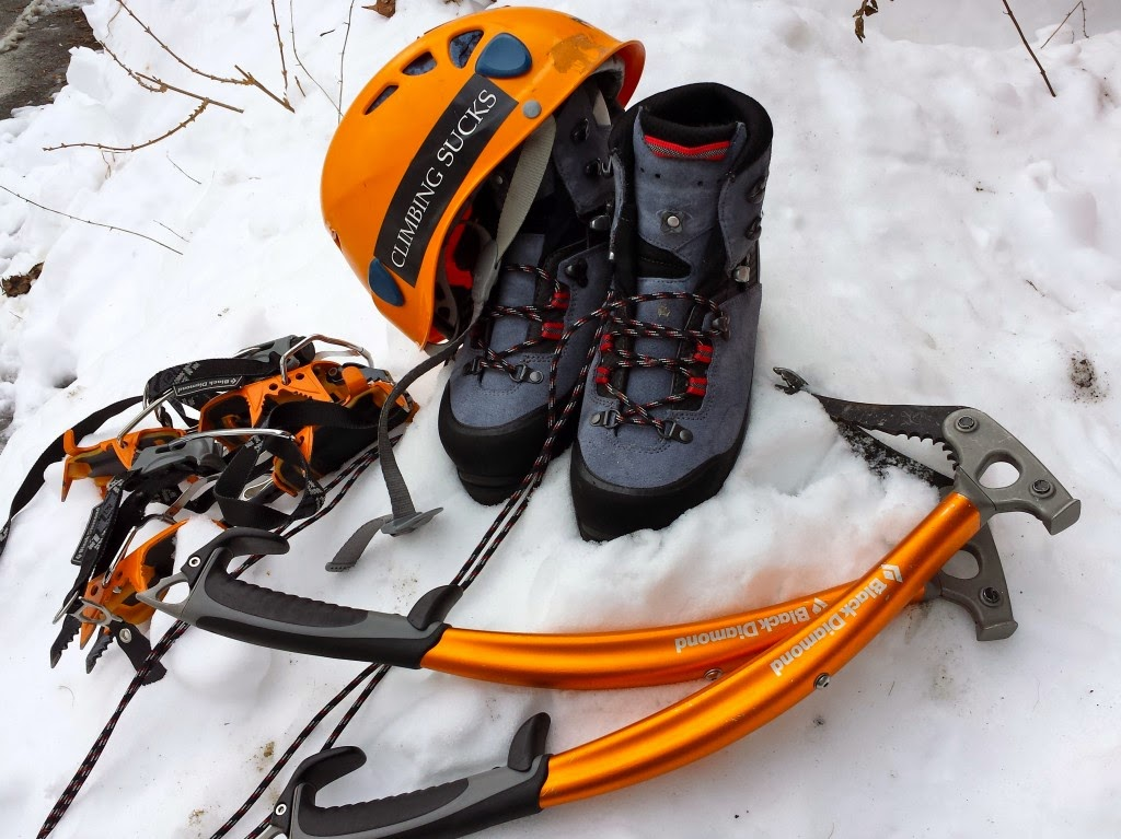 Freaking SPORTS: Ice Climbing